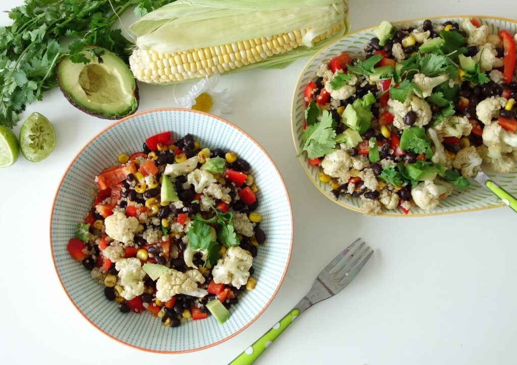 Salade Mexicaine pour barbecue